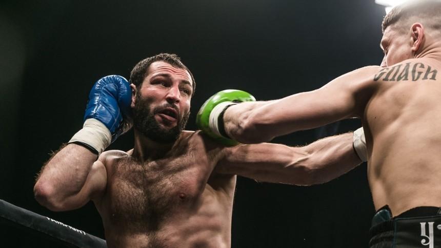 Боксер Тимур Пашалиев госпитализирован после нокаута вбою «Олимпийском»