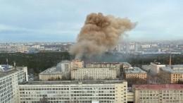 Двое пациентов умерли вполиклинике Челябинска, где произошел взрыв