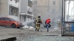 Очевидец снял навидео пожар вбольнице Челябинска запару секунд довзрыва
