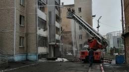 Названа предположительная причина пожара вбольнице Челябинска