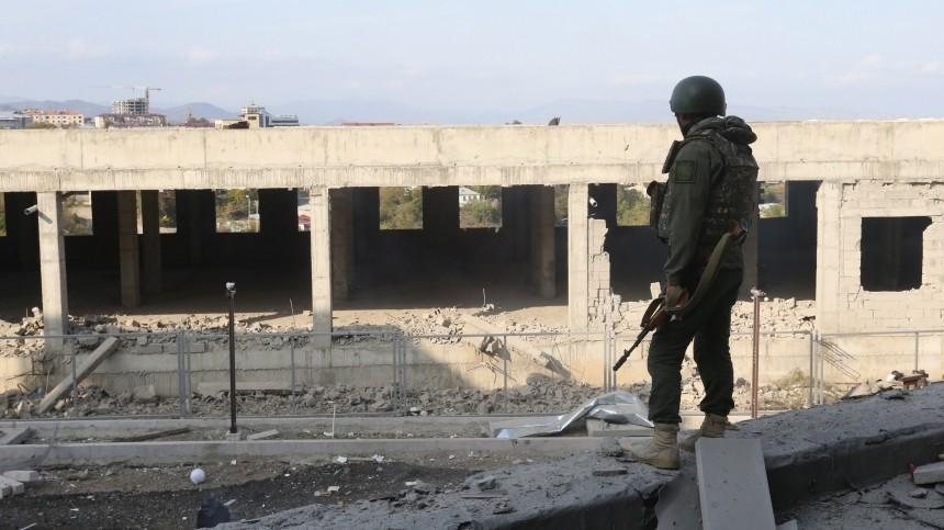 Россия пообещала помощь Армении вслучае боевых действий наеетерритории