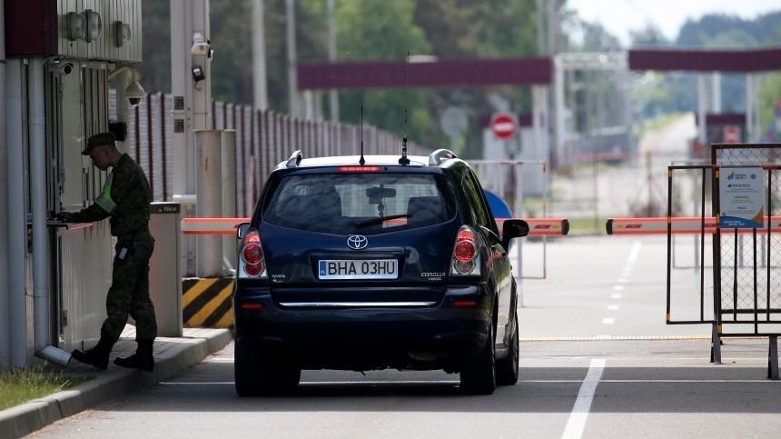Белоруссия закрывает границы с1ноября навъезд для иностранцев