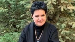 Мать Влада Кадони Елена Голунова родила дочь в52 года