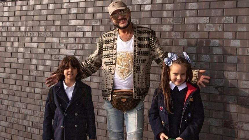 «Полюбил ихтолько сейчас»: Киркоров оботношениях сосвоими детьми