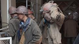 Горняков нефтешахты вКоми эвакуируют из-за пожара