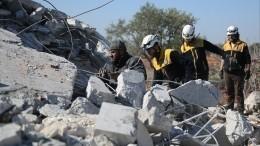 Боевики готовят новую провокацию вСирии