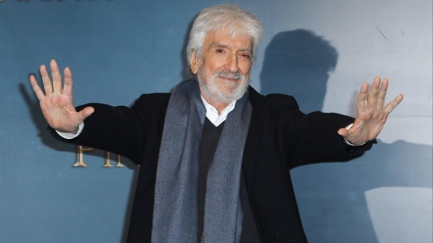 Звезда фильмов Тинто Браса умер вдень своего 80-летия отCOVID-19