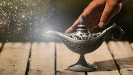 Врачу вИндии мошенники продали волшебную лампу Алладина
