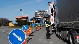 Эстонии грозит штраф заплатные места вочереди награнице при выезде вРоссию