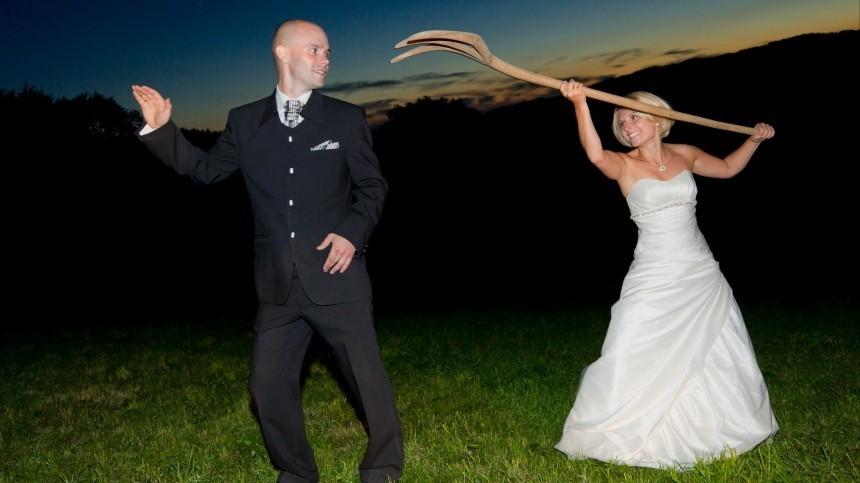 Бытовые сюрпризы: как мужчины разных знаков зодиака меняются после свадьбы