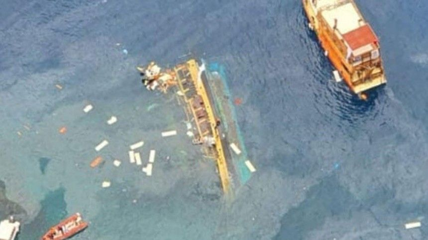 Генконсульство РФвТурции подтвердило гибель россиянина при крушении катера