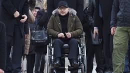 Умер переживший покушения иМайдан мэр Харькова Геннадий Кернес