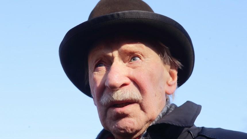 90-летний Краско пожаловался, что его организм начал отвергать алкоголь