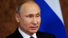 Беглов поблагодарил Путина заподдержку Петербурга вовремя пандемии