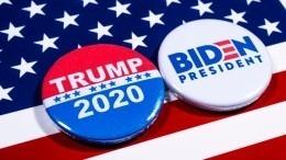 Выборы президента США: подсчет голосов ведется вреальном времени