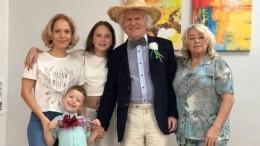 Юрий Куклачев избавил семью отбитвы занаследство