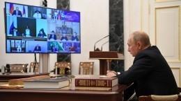 Путин призвал исключить провокации напочве межрелигиозных разногласий