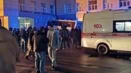 Автобус врезался вздание университета вВеликом Новгороде— есть жертвы