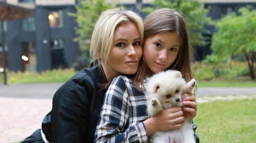 «Чудовищная ситуация»: Дана Борисова рассказала острахах дочери после побоев отца