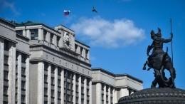 ВГосдуму внесли законопроект опожизненной неприкосновенности экс-президента