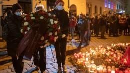 Власти Австрии признали, что спецслужбы проморгали теракт вВене