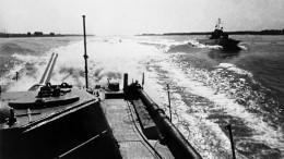 Ветеран речного флота засвой счет восстанавливает уникальный бронекатер