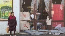 Армия непризнанной НКР заявила опредотвращении диверсии вСтепанакерте
