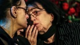 «Живут напоследние гроши»: вдове идочери Баталова нехватает денег даже наеду