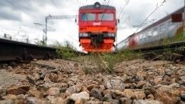 Из-за схода вагонов электрички под Москвой затруднено движение наКиевском направлении