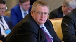 Вице-премьер Оверчук пострадал вДТП наКутузовском проспекте