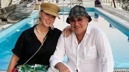 Жена Диброва показала самые яркие неравные пары, незабыв исебя смужем