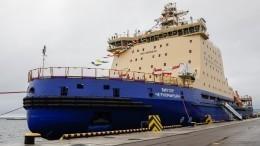 «Виктор Черномырдин» готов кледовым испытаниям наСеверном морском пути