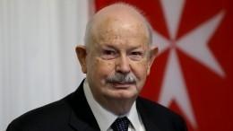 Мальтийский орден выбрал нового временного главу. Чем известна эта организация?