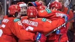 Российские хоккеисты стали чемпионами Кубка Карьяла