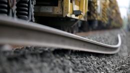После схода вагонов срельсов под Новосибирском возбудили уголовное дело