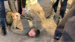 Солдат-срочник, устроивший стрельбу вВоронеже, задержан