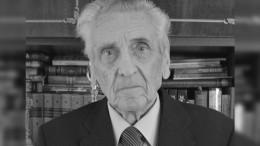 Последний Герой СССР времен Великой Отечественной войны скончался вПетербурге