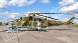 Первые кадры сместа падения российского вертолета вАрмении