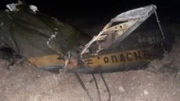 Баку заверил, что виновные вкрушении российского вертолета будут наказаны