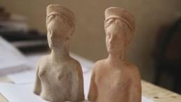 Возрожденная легенда: Археологи сделали вАнапе находку двухтысячелетней давности