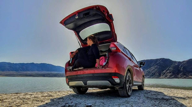 Зарулем Mitsubishi Eclipse Cross— итоги года