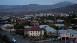 Нагорный Карабах возвращается кмирной жизни— эксклюзивные кадры