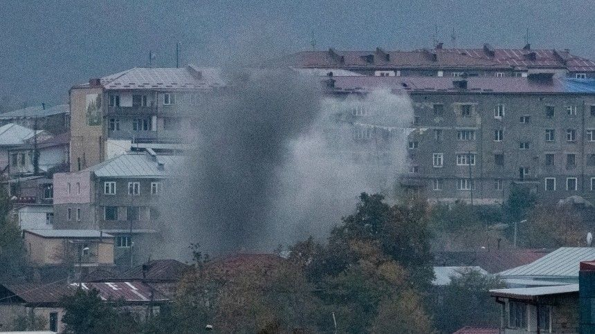 Евросоюз пригрозил Турции санкциями занарушение перемирия вКарабахе