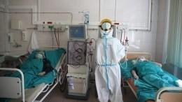 Голикова назвала регионы страны, вкоторых больничных коек критически нехватает