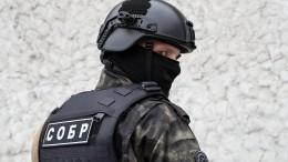 Силовики задержали восемь студентов изСредней Азии заподдержку терроризма