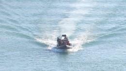 Уберегов Турции ищут рыбаков, врезавшихся накатере вгреческий танкер