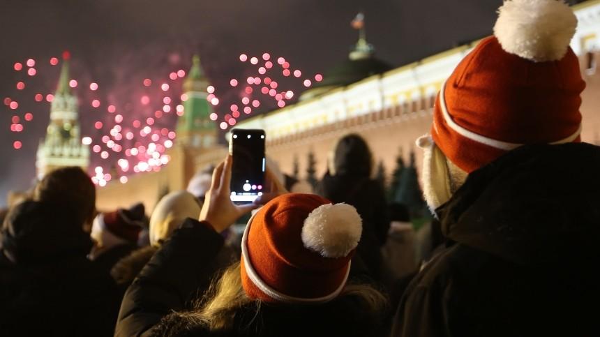 Собянин отменил новогодние гуляния вМоскве