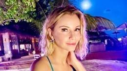 «Выскочил третий позвонок»: Ольга Орлова пожаловалась наадскую боль вшее