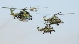 Вмиротворческой миссии вКарабахе задействуют российские вертолеты