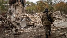 Россия иТурция подписали меморандум осоздании центра поперемирию вКарабахе